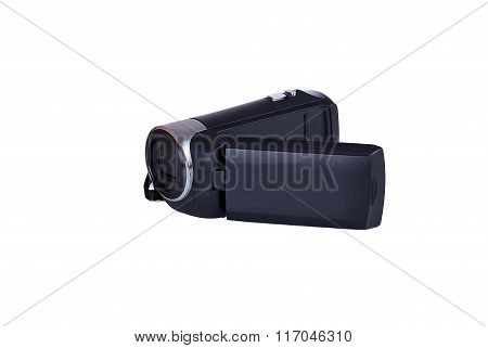 Digital video camera isolated