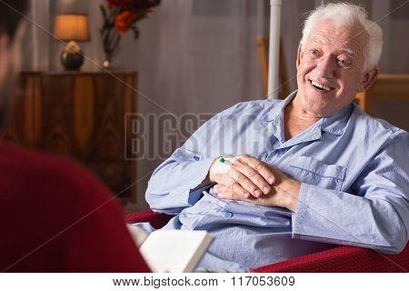 Patient With Senile Dementia