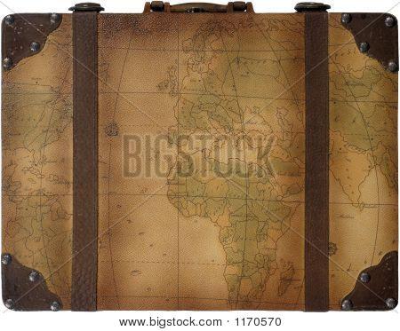 World Traveler'S Suitcase