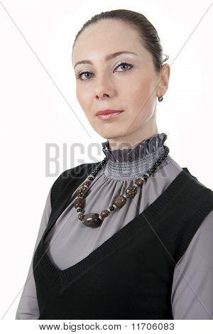 Image successful businesswoman.