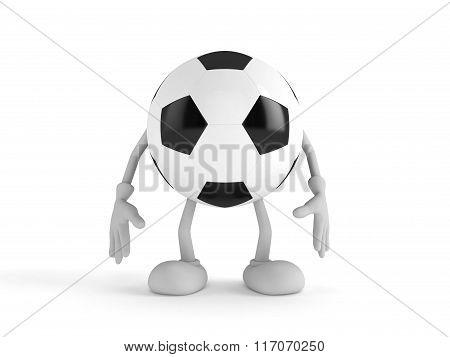 Funny 3D-man