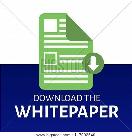 Download the Whitepaper or Ebook Graphics with Replaceable Title, Cover, and CTAs with Call to Actio