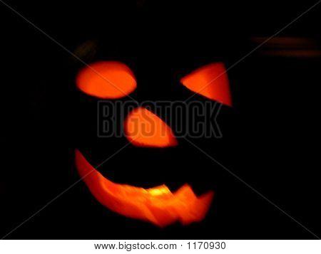 Arved Spooky Pumpkin On Halloween