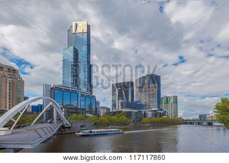 Eureka Tower And Melbourne Cruises