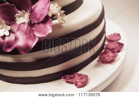 Wedding Or Birthday Cake