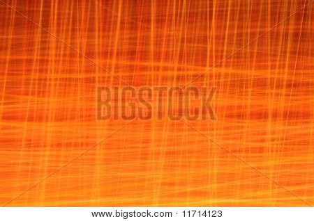 Vivid Orange Abstract Background Series