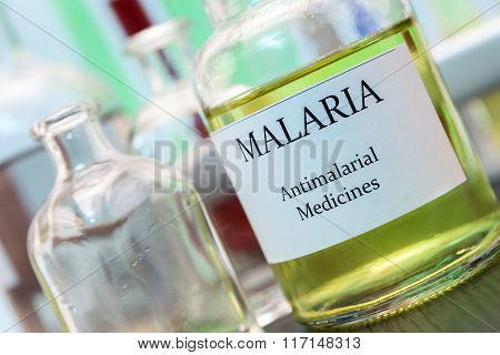 Tests For Research Of Malaria