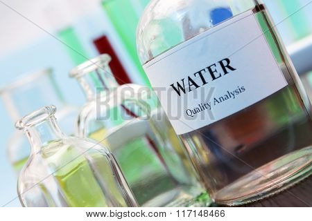 Tests For Research Of Water