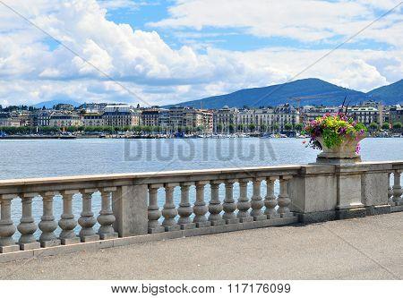 Geneva Skyline, Switzerland