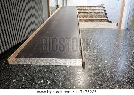 Bridge For Wheelchair Users
