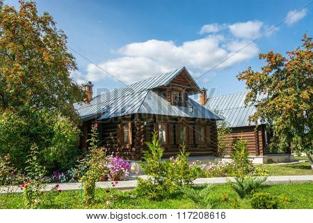 The Guest House At Pokrovsky Women's Monastery.