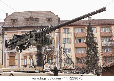 Heavy Machine Gun  Right