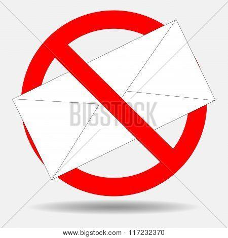 Ban Spam Letter