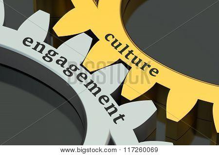 Culture Engagement Concept