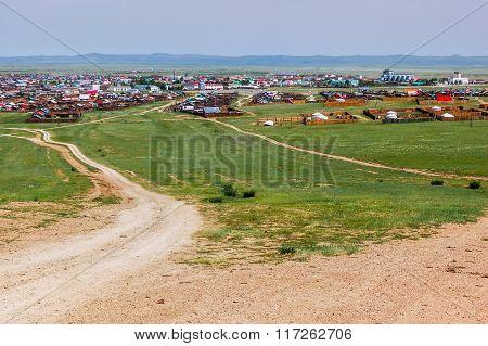 Kharhorin, Central Mongolia