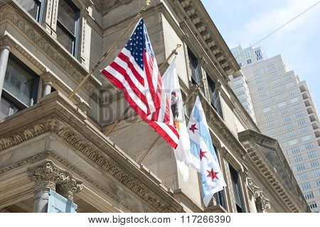 National Flag of Chicago