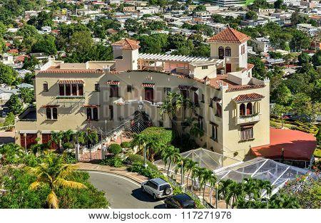Castillo Serralles Mansion - Ponce, Puerto Rico