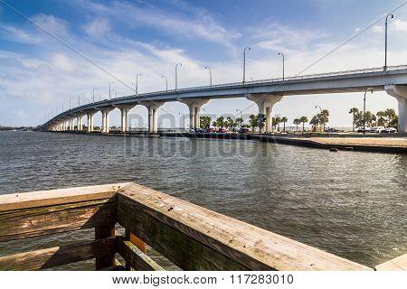 Jensen Beach Bridge Florida
