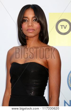 LOS ANGELES - FEB 5:  Alice Smith at the 47TH NAACP Image Awards Arrivals at the Pasadena Civic Auditorium on February 5, 2016 in Pasadena, CA