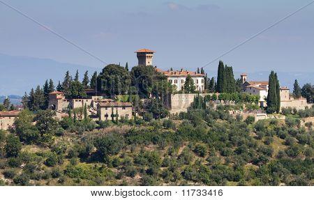 Castle Vicchiomaggio