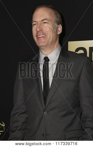 LOS ANGELES - FEB 2:  Bob Odenkirk at the Better Call Saul Season Two Special Screening at the ArcLight on February 2, 2016 in Culver City, CA