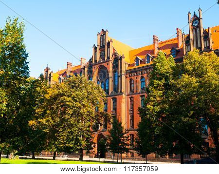 Metropolitan Seminary and Papal Faculty of Theology in Wroclaw