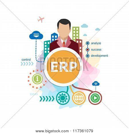 Erp - Enterprise Resource Planning Concepts