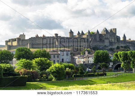 Carcassonne (aude, France)