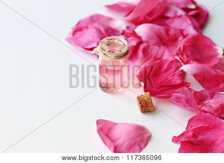 Aroma rose water