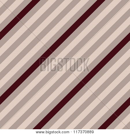 Seamless geometric pattern. Stripy texture for neck tie. Diagonal contrast strips on background. Bro