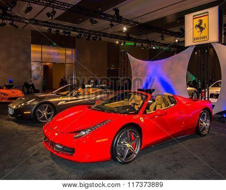 Ferrari Exhibit