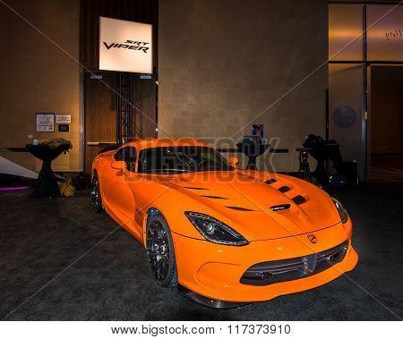 SRT (Dodge) Viper