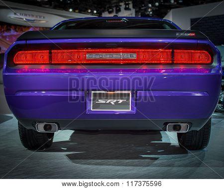 SRT (Dodge) Challenger