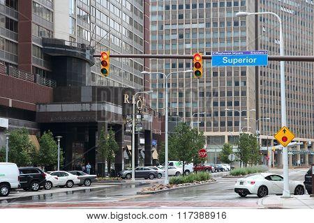 Reserve Square, Cleveland