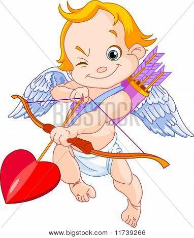 Valentine's  Cupid