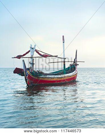 Fishermans Boat , Indonesia