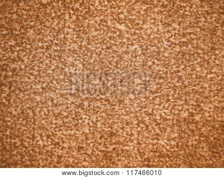 Retro Looking Moquette Fabric Carpet