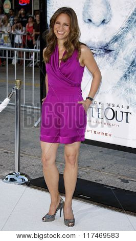 Susan Downey at the Los Angeles Premiere of
