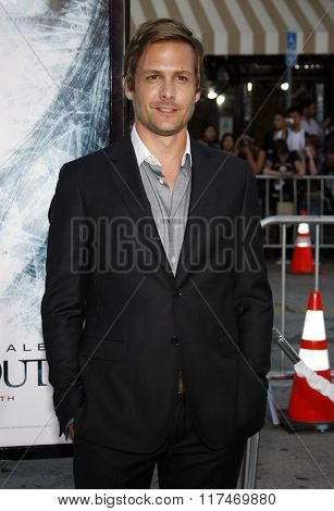 Gabriel Macht at the Los Angeles Premiere of