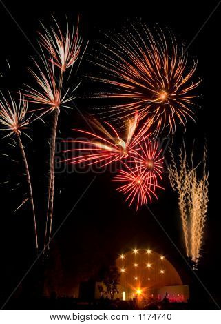 good celebration fireworks for any occasion that needs color poster