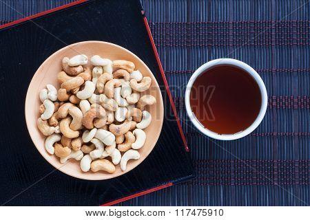 Cashew nuts