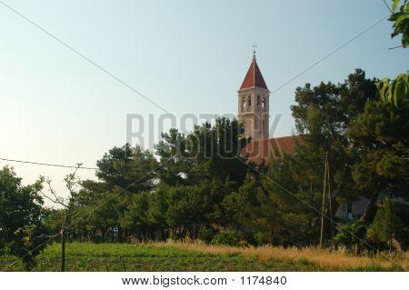 Croatia Monastery Farm