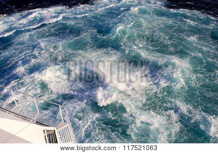 Caribbean Turquoise Thrust