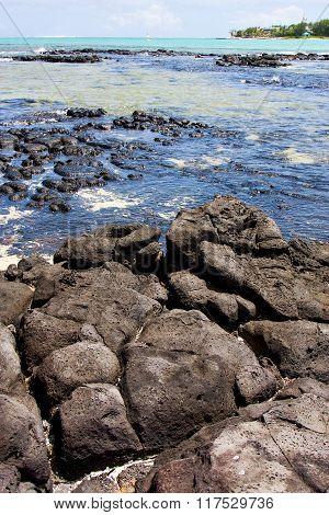 Indian Ocean   Of Deus Cocos  Mauritius