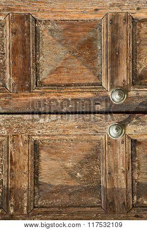 Santo Antonino Abstr Wood Lombardy Italy  Varese
