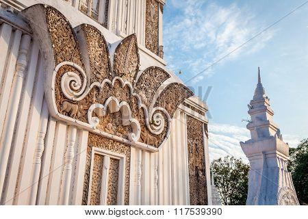 Phra That Tha Uthen Nakhon Phanom ,Temple,Thailand