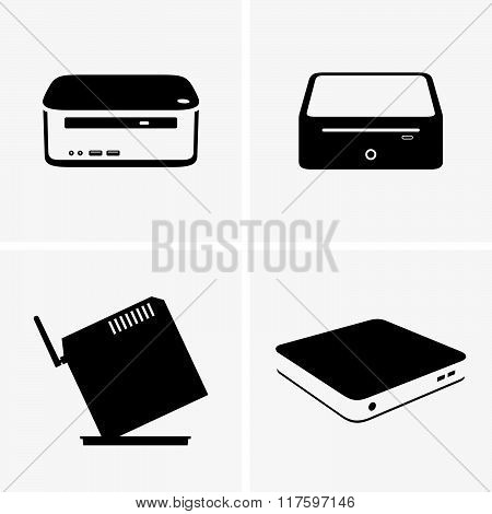 Net top PCs