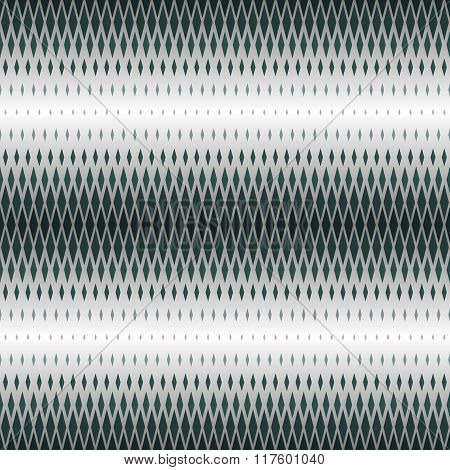 Elegant Seamless Pattern Of Rhombuses