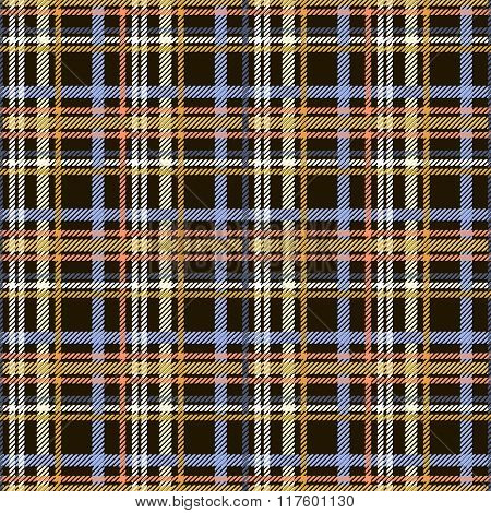 Seamless Checkered Pattern In Multiple Colors