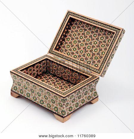 Box inlay